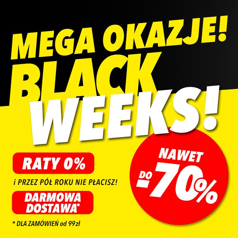 Black weeks d0 -70 procent
