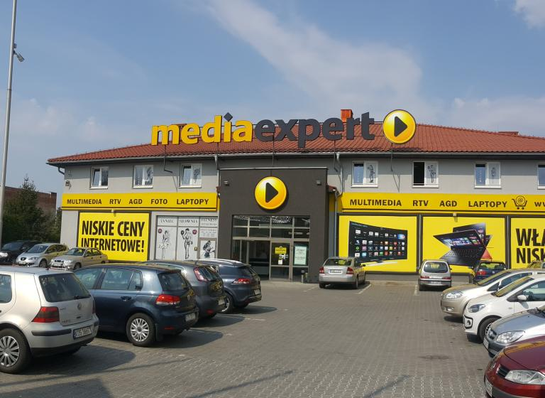 Media Expert Kęty