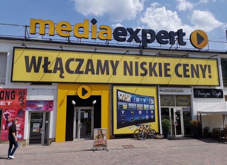 Media Expert Tomaszów Mazowiecki