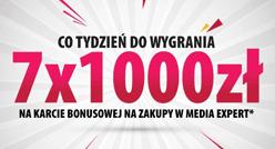 Konkurs 7x1000zł